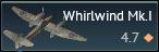 Whirlwind Mk.I