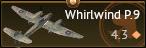 Whirlwind P.9