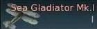 Sea Gladiator Mk.I