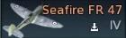 Seafire FR 47
