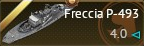 Freccia P-493
