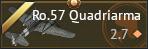 Ro.57 Quadriarma