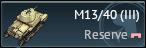 M13/40(III)