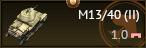 M13/40(II)