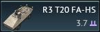 R3 T20 FA-HS