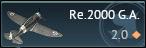 Re.2000 G.A.