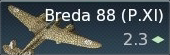 Breda 88(P.XI)