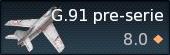 G.91 pre-serie