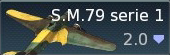 S.M.79 serie 1