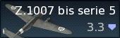 Z.1007 bis serie 5
