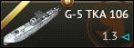 G-5 TKA 106