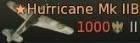 (SU)Hurricane Mk.IIB