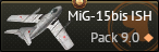 MiG-15bis ISH