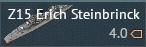 Z15 Erich Steinbrinck