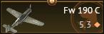 Fw 190 C