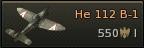 He 112 B-1