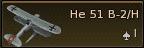 He 51 B-2 H