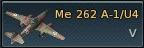 Me 262 A-1/U4
