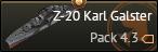 Z-20 ≪Karl Galster≫