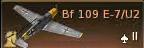 Bf 109 E-7/U2