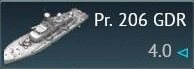 TS-Boot Proj. 206