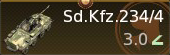 Sd.Kfz.234/4