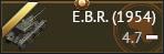 E.B.R.(1954)