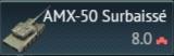 AMX-50 Surbaisse
