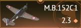 M.B.152C-1