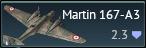 Martin 167-A3