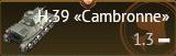 H.39 Cambronne