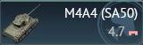 M4A4 (SA50)