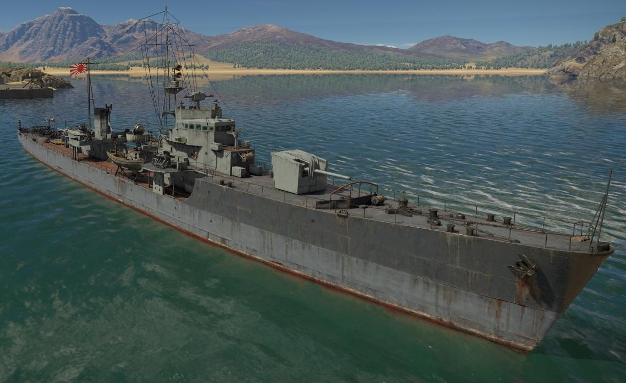 日振型海防艦