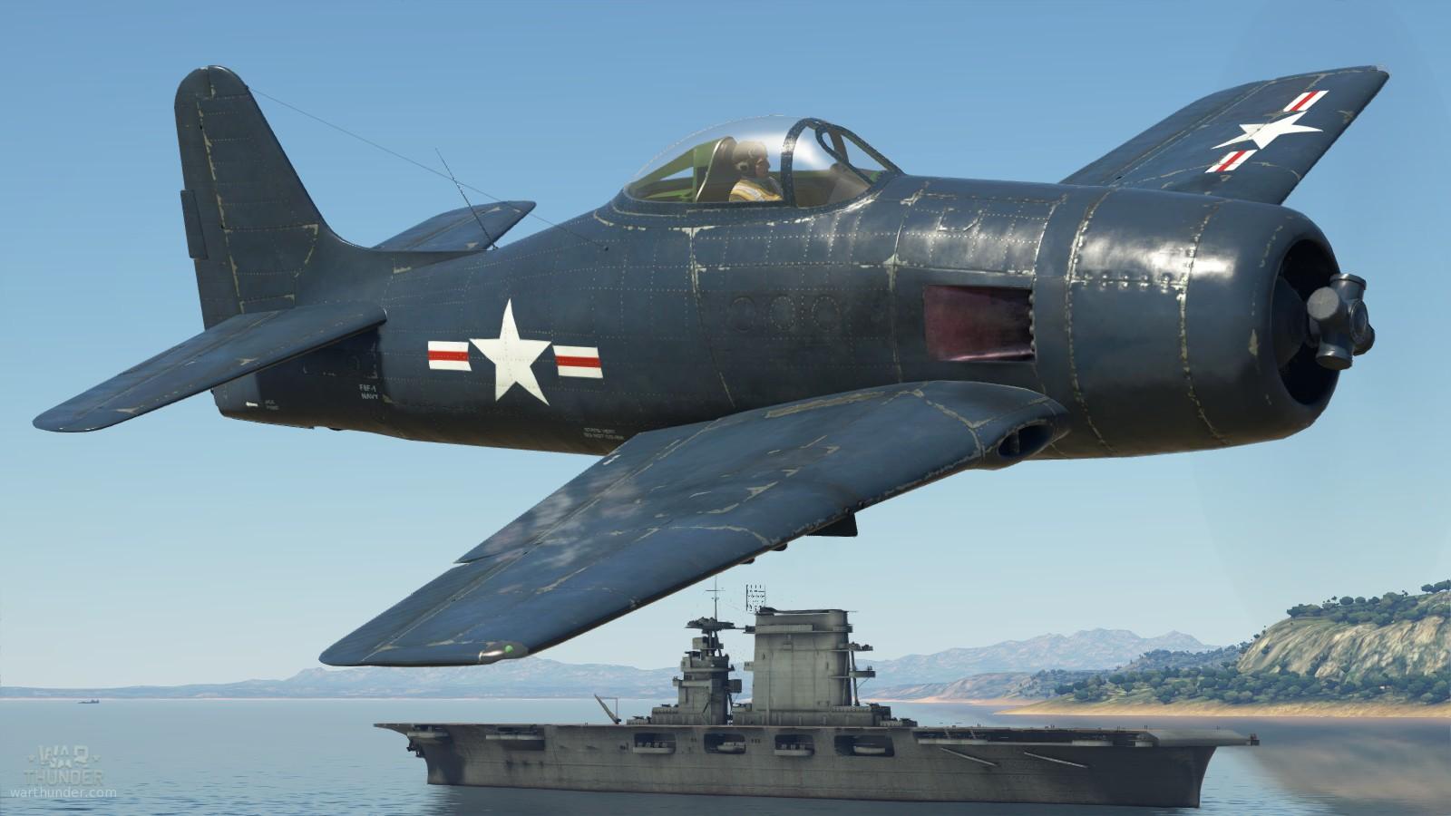 F8F-1 - War Thunder Wiki*
