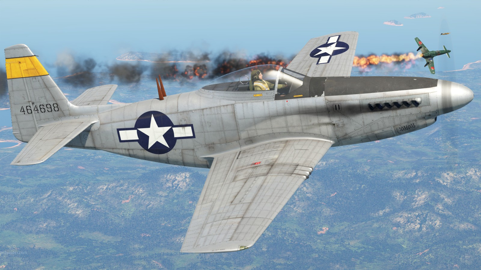 P-51H now 6.3 WTF Gajin : Warthunder - reddit