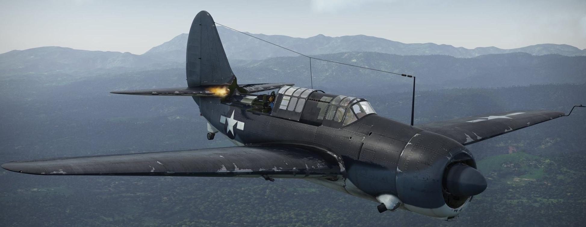 SB2C-1c - War Thunder Wiki*