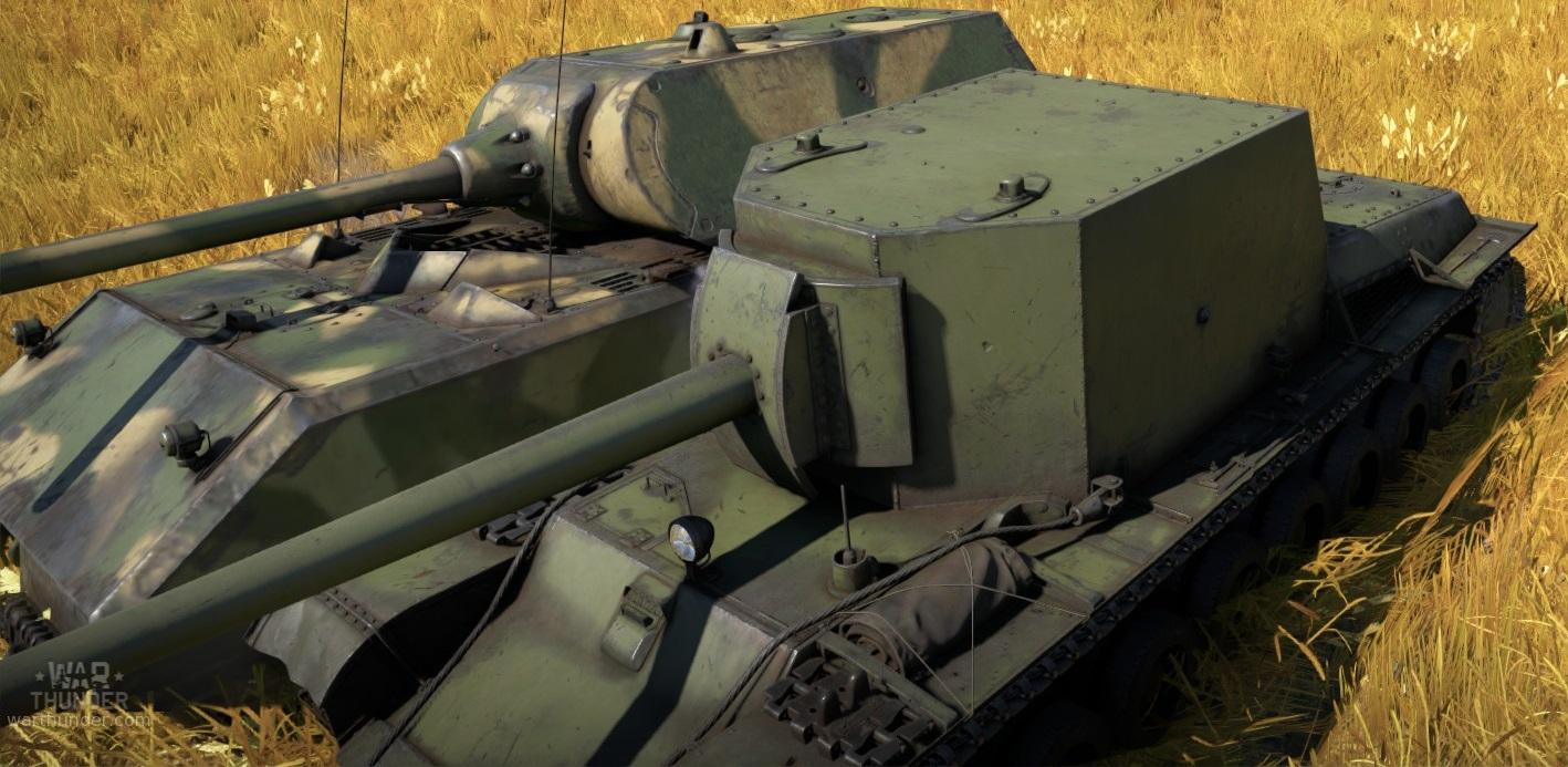 SU-100Y - War Thunder Wiki*