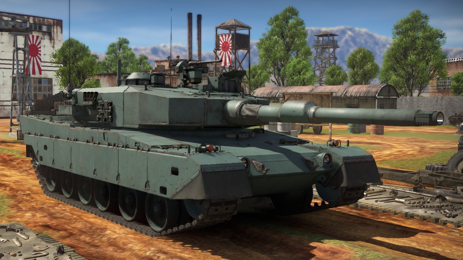 type 90 war thunder wiki