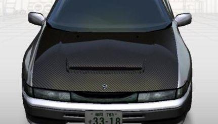 SVXカーボンボンネット1-1.jpg