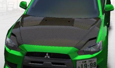 EVO10カーボンボンネット1-1.jpg