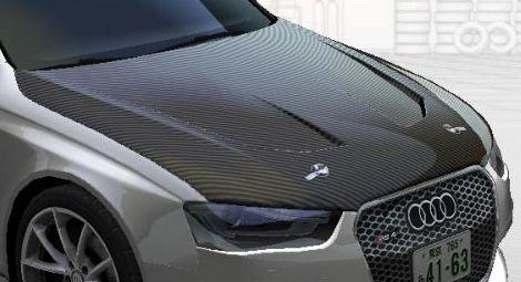 RS4カーボンボンネット1-1.jpg