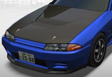 R32カーボンボンネット1-1.jpg