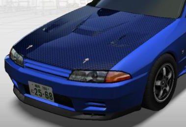 R32カーボンボンネット3-1.jpg