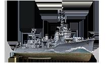 AL Yukikaze(雪風)