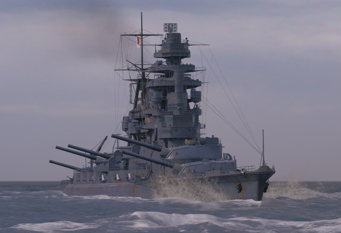 Amagi World Of Warships Wiki