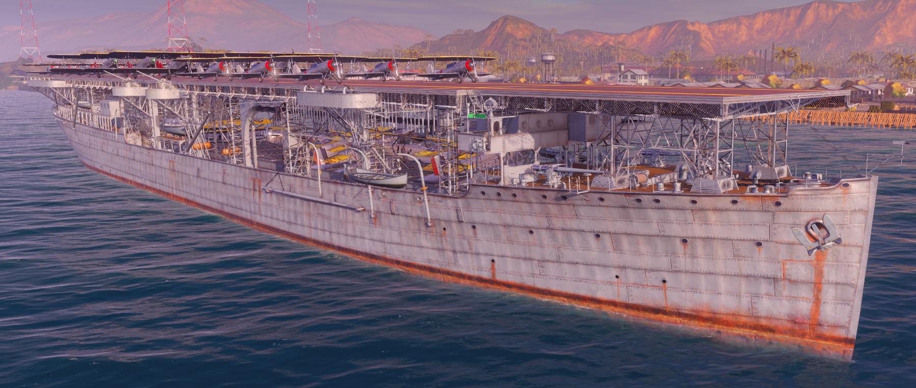 Langley - World of Warships Wiki*