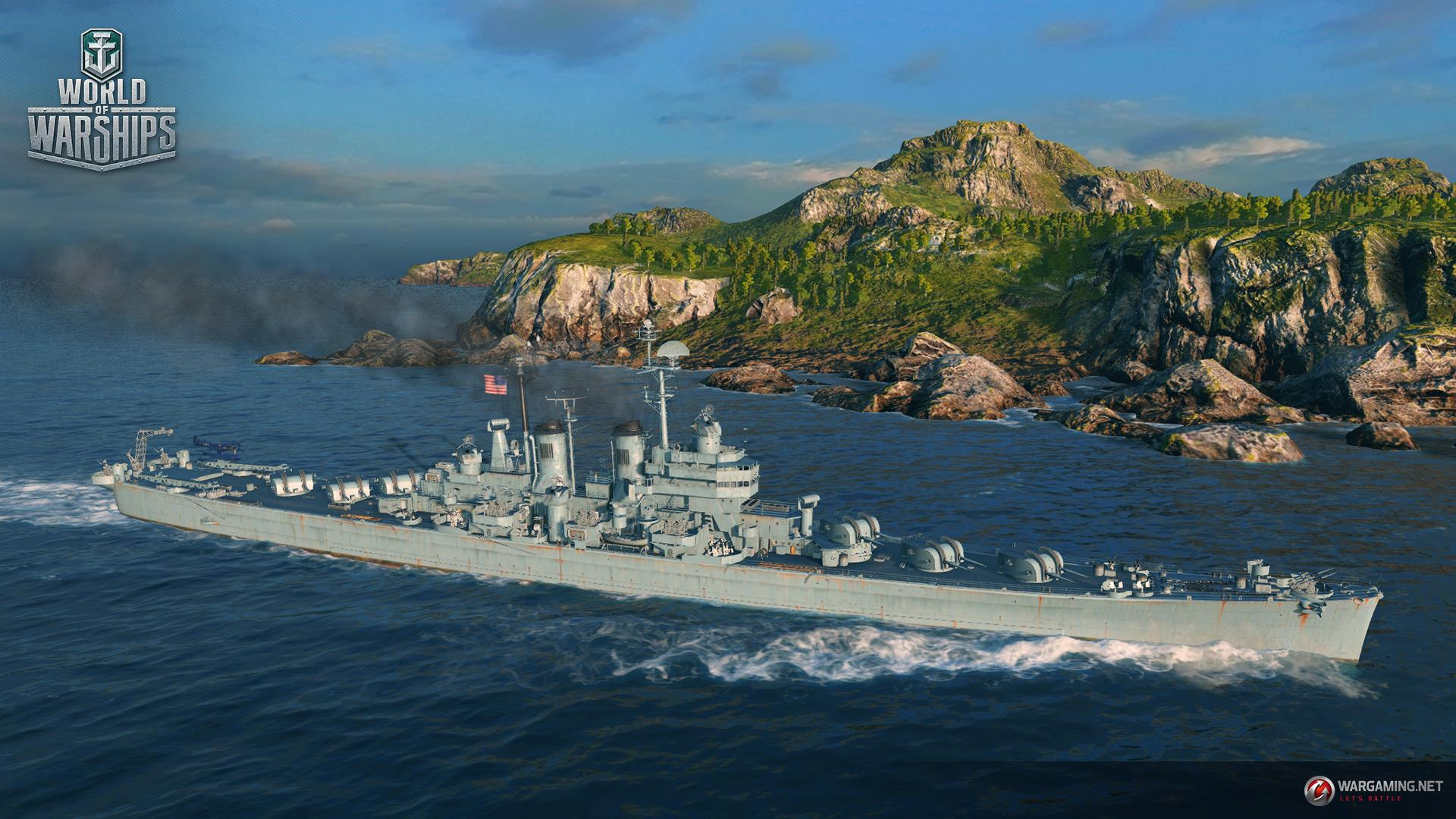 Worcester - World of Warships ...