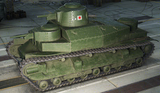 type 95 heavy world of tanks wiki
