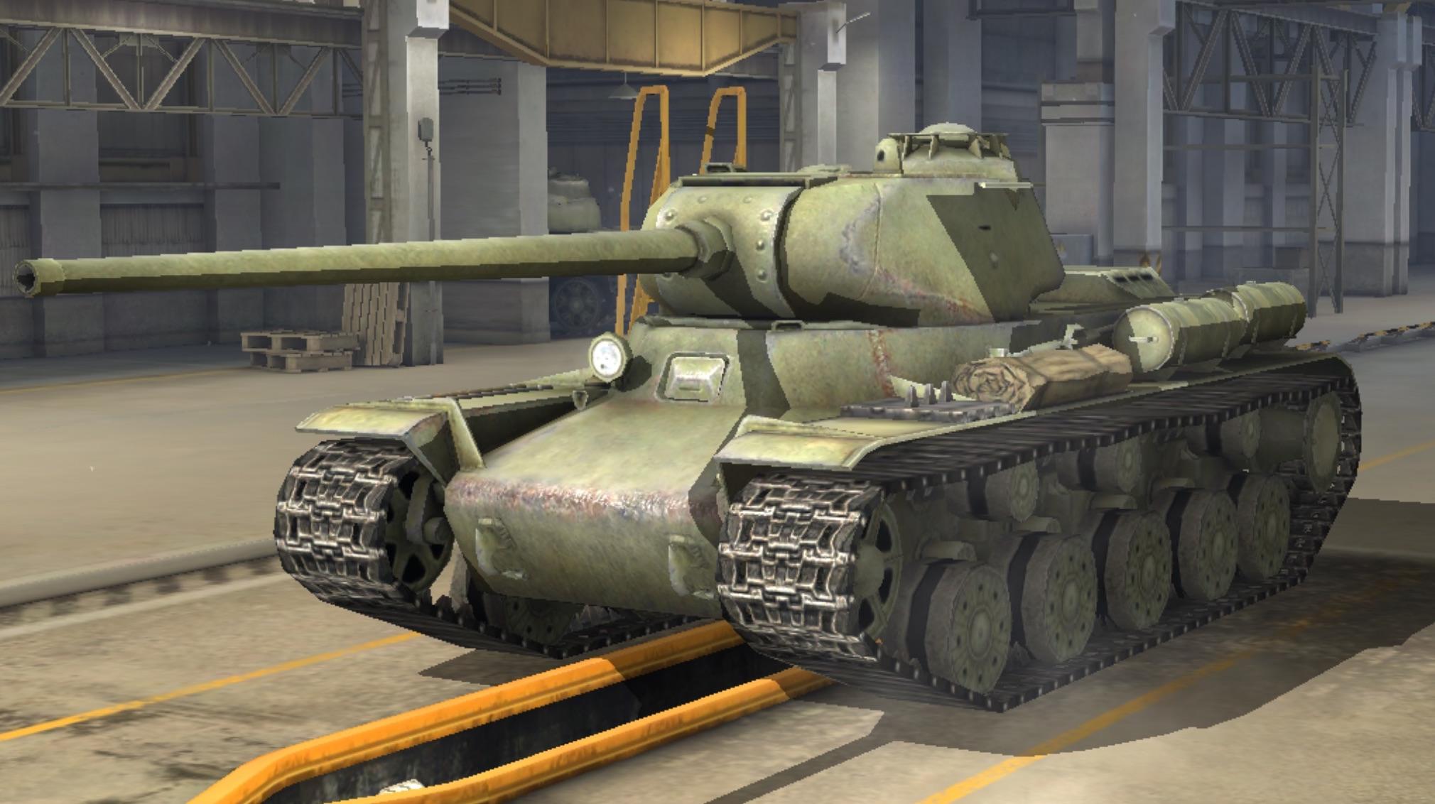 KV-13 - World of Tanks Blitz Wiki*