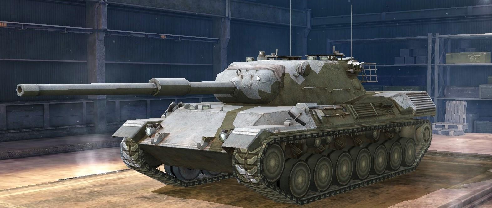 leopard wot wiki